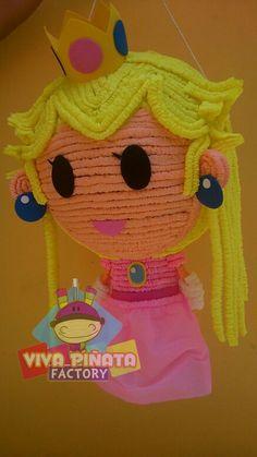 Princesa Peach para toda la banda gamers que nos sigue... y no olviden checar nuestros nuevos pasteles personalizados.