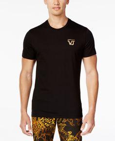 Versace Jeans Men's Graphic-Print Logo T-Shirt