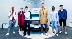 Por que a Cadillac faz parceria com jovens estilistas para renovar sua marca? - Stylo Urbano #moda #Cadillac #fashion #carros