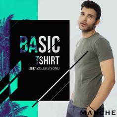 Kendinden ödün vermeyenlerin rengi haki ile basic tişörtleri birleştirdik… Sen de dene şıklığına şıklık kat! 👉 http://www.manche.com.tr/koleksiyon/yaz-koleksiyonu/manche-basic-tişört-haki