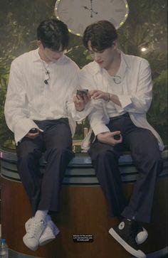 GOT7 JB & Jinyoung. JJ Project