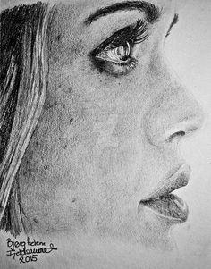 Lydia Martin - Banshee by cute06