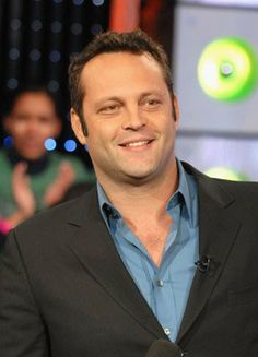 Vince Vaughn is handsome, funny and tall with a great voice!