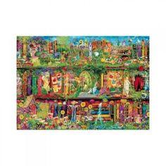 inShop webáruház > Educa Kerti polc puzzle, 1500 darabos