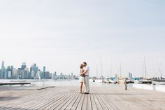 Ideas for Toronto Island Engagement Photo Shoot | Toronto Wedding Photographer | PurpleTree Photographers