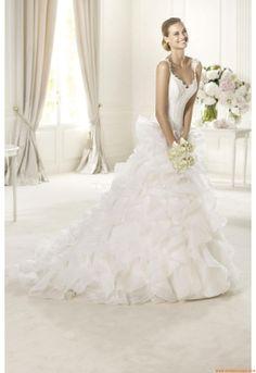 Robe de mariée Pronovias Usual 2013