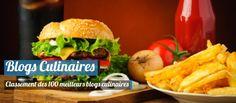 Classement des 100 meilleurs blogs culinaires francophones - Crédit Photo : Photodune Chicken, Ethnic Recipes, Place, Fans, Restaurant, Social Media, Facebook, Instagram, Gourmet