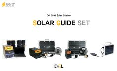 DAEL SolarGuide set