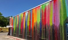Biscuit Paint Wall in Montrose / Houston #biscuitpaintwall   for a fun photoshoot with the choc bar ladies or with Graham