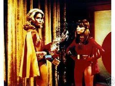Electra Woman and Dyna Girl - i liked this show as a kid, can still hear the song! :)
