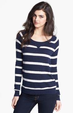 Splendid Stripe Pullover.