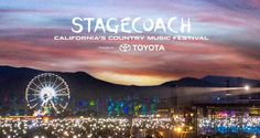 StageCoach April 29 to May 1 2016 Stagecoach Music Festival, Coachella Valley, Country Artists, Cool Countries, Music Lovers, You Can Do, Country Music, Stage Coach, Cocktails