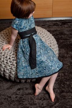Redfish Kids Clothing - The Market Dress