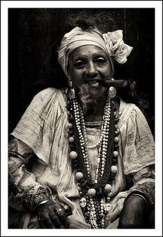 Black Magic Woman    Havana, Cuba. vma.