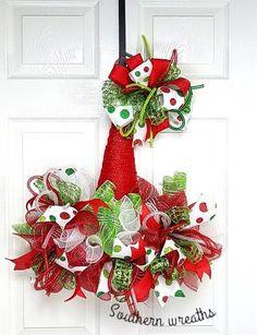 1b32b4bf1ad3 image 0 Elf Hat, Santa Hat, Christmas Bows, Christmas 2017, Wreaths For