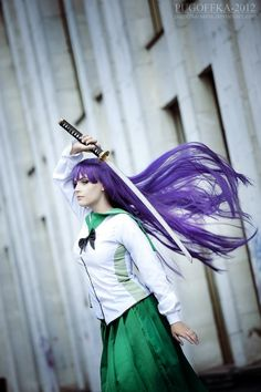 High School of the Dead #cosplay