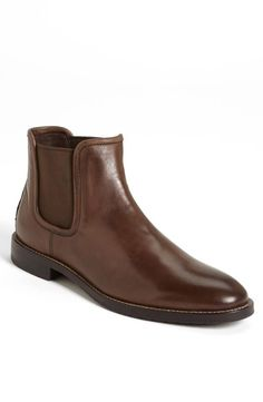 Hey Gents! Put your best foot forward this season.