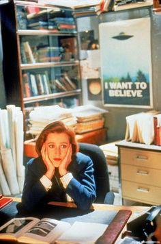 X-files #Iwanttobelieve