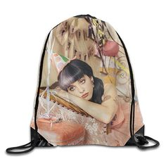 Melanie Martinez Drawstring Backpack Sack Bag: XiaoGui In XiaoGui Is A Professional Manufacturer And Exporter That Is Concerned With The Design, Development And Production Of Fashion Clothing.