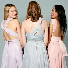 Twobirds Bridesmaid Dresses: Review, Twobirds Bridesmaid Dresses, How to Tie: Glamour.com