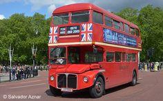 Diarios de un fotógrafo de viajes / Blog de viajes y fotografía: Routemasters / autobuses rojos de Londres