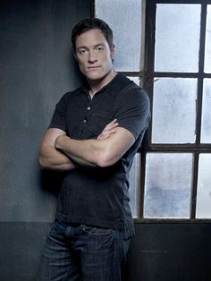 Tahmoh Penikett (Paul Ballard)  (also in BSG)