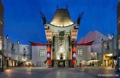 Grauman's Chinese Theatre (Hollywood, CA)