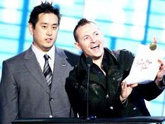 Joe & Chester -  Linkin Park
