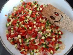 Cukinia do obiadu Mexican, Ethnic Recipes, Food, Essen, Meals, Yemek, Mexicans, Eten