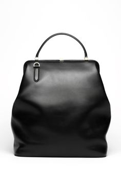 Chic Minimal Bag - elegant simplicity, minimalist accessories // The Row