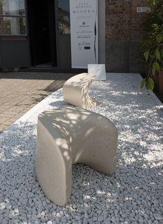 For #Fuorisalone 2015 we will realize - on a project of Studio ITO Design (Setsu & Shinobu Ito) - a fountain (Izumi) ... but not only! #GrassiPietre