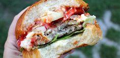 Hamburger Hamburger, Sandwiches, Food, Essen, Burgers, Meals, Paninis, Yemek, Eten