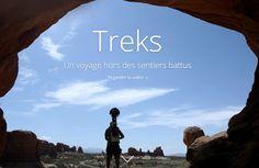 Google Street View Treks… et tout voyage devient possible !
