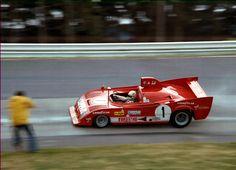 Arturo Merzario / Jacques Laffite - Alfa Romeo T33/TT/12 - Willi-Kauhsen-Racing-Team - Int. ADAC 1000 km Nürburgring - 1975 World Championship for Makes, round 7