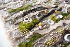 Beach Comber's Paradise, detail, Kirsten Chursinoff 2010