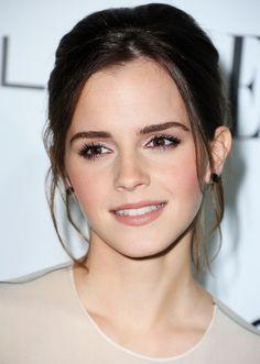 Beautiful makeup and eyebrows