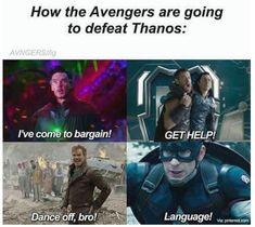 I love one (1) cinematic universe.