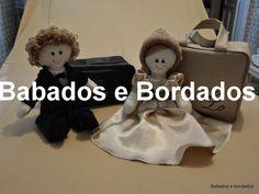 Babados & Bordados: Príncipe e Princesas
