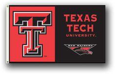 NCAA Texas Tech Red Raiders 3 Ft. X 5 Ft. Flag W/Grommets
