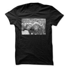(Tshirt Most Tshirt) African Cape Buffalo Shirt Coupon 10% Hoodies, Funny Tee Shirts