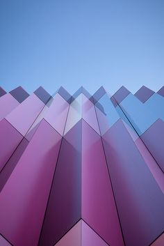 the colors really soften the sharp edges