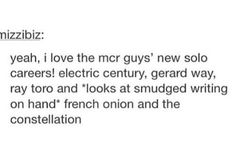 French Onion and the Constellation