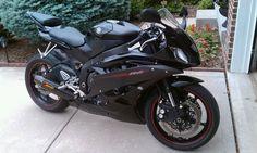 Yamaha R6 Raven
