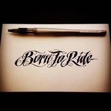 Znalezione Obrazy Dla Zapytania Born To Ride Tattoo Tattoos Tatto