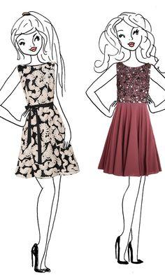 Welke outfit kies jij voor een high tea?