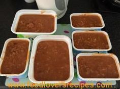 boontjiesop Elre Pork Chop Recipes, Meat Recipes, Appetizer Recipes, Cooking Recipes, Savoury Recipes, Kos, Mustard Recipe, Apple Cake Recipes, Sour Cream