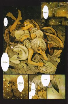 Tegami Bachi | Studio Pierrot | Hiroyuki Asada