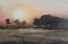 Nambiti Sunrise 2017 Oil on canvas Melissa Von Brughan Commissions vonbrughan@gmail.com Oil On Canvas, Sunrise, Artwork, Painting, Work Of Art, Auguste Rodin Artwork, Painted Canvas, Painting Art, Sunrises