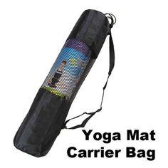 Nylon Yoga Mat Bag