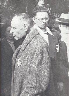 May 1943. Two men awaiting transportation to the Muiderpoortstation. Jews who were rounded up in Amsterdam-Centrum were first transported to an area near the Muiderpoortstation. From there they were transported by train to transition camp Westerbork. After they spend some time at Westerbork they were deported to concentration camps Auschwitz-Birkenau, Bergen-Belsen, and Sobibor. Only 11,000 of the 80,000 Jews of Amsterdam survived the occupation. #amsterdam #worldwar2 #Muiderpoortstation